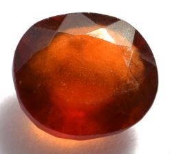 Buy 14.25 Ratti Natural Hessonite-Gomed Stone Online