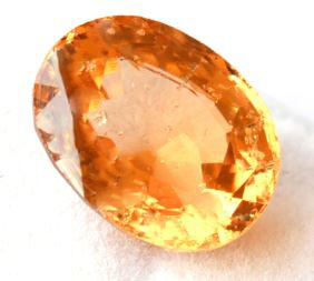 Buy 12.25 Ratti Natural Hessonite-Gomed Stone Online