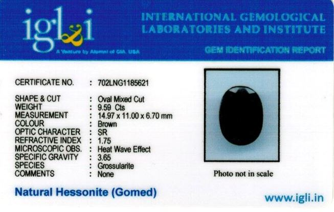 11-ratti-certified-hessonite-gomed-stone Certificate (ID-167)