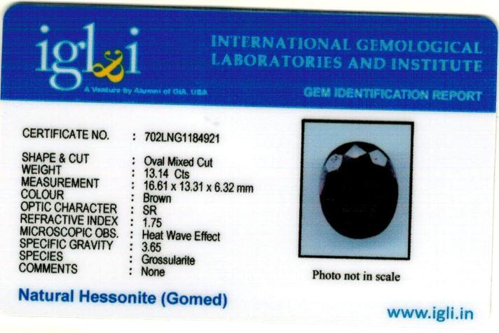 15-ratti-certified-hessonite-gomed-stone Certificate (ID-143)