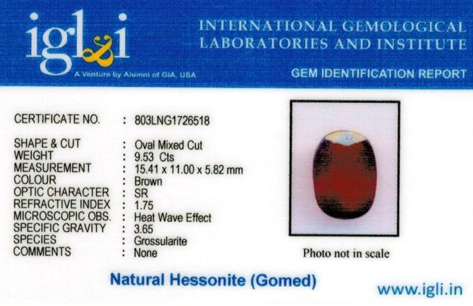 11-ratti-certified-hessonite-gomed-stone Certificate (ID-221)