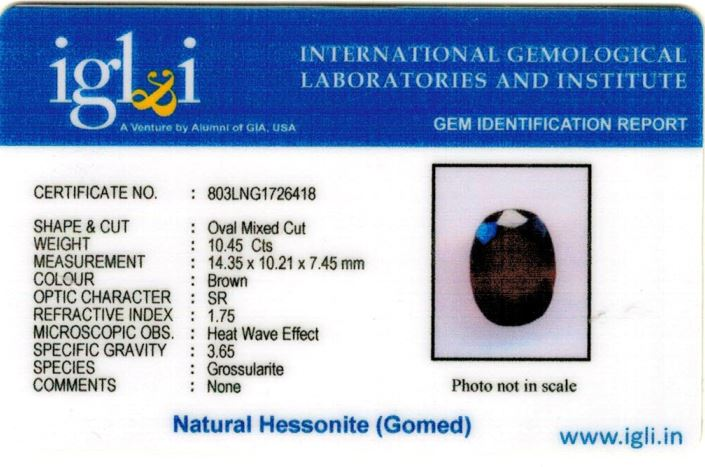 12-ratti-certified-hessonite-gomed-stone Certificate (ID-203)