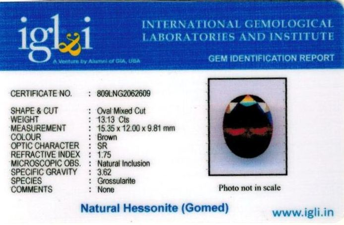 15-ratti-certified-hessonite-gomed-stone Certificate (ID-249)