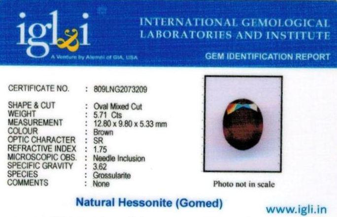 6.25-ratti-certified-hessonite-gomed Certificate (ID-289)
