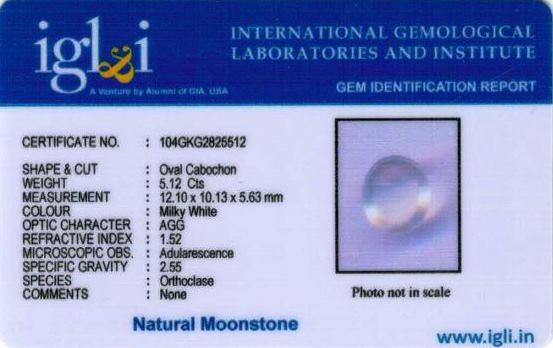 6-ratti-certified-moonstone Certificate (ID-129)