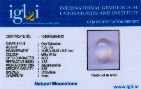 8-ratti-certified-moonstone Certificate (ID-135)