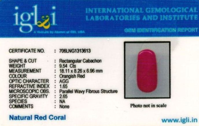 11-ratti-certified-red-coral Certificate (ID-331)