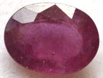 Buy 5 Carat Natural Ruby (Manak) IGLI Certified