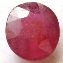 Buy 6 Carat Natural Ruby (Manak) IGLI Certified
