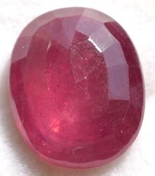 Buy 7 Carat Natural Ruby (Manak) IGLI Certified