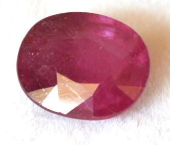 Buy 6 Ratti Natural Ruby (Manak) Online