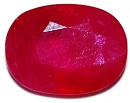 6.1 Ratti Certified Ruby Gemstone