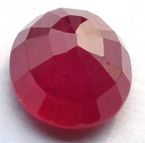 Buy 9 Carat Natural Ruby (Manak) IGLI Certified