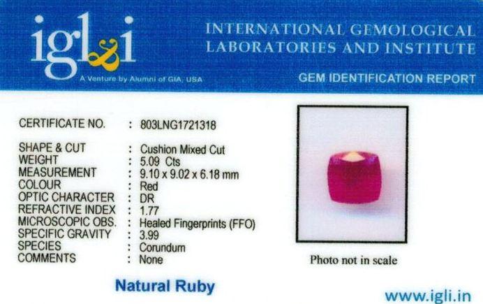 6-ratti-certified-ruby-stone Certificate (ID-240)