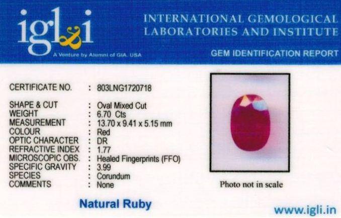 7.25-ratti-certified-ruby-stone Certificate (ID-252)