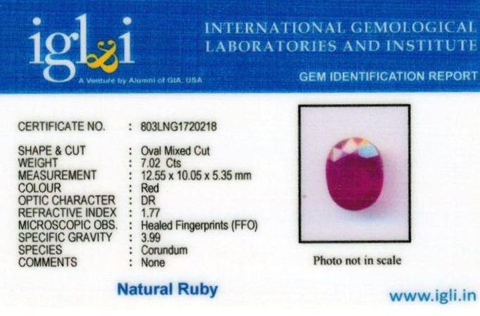 8-ratti-certified-ruby-stone Certificate (ID-245)