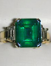 expensive emerald