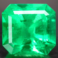 high quality emerald