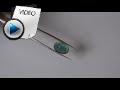 2.69 Carat Emerald (Panna) Stone Video
