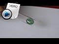 5.38 Carat Emerald (Panna) Stone Video