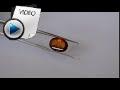 7.82 Carat Hessonite (Gomed) Stone Video