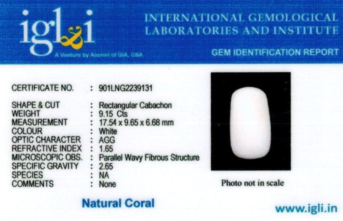 10.25-ratti-certified-whitecoral Certificate (ID-121)