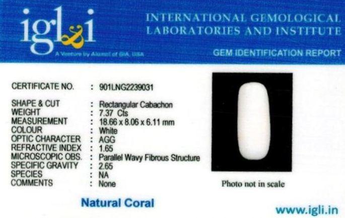 8.25-ratti-certified-whitecoral Certificate (ID-106)