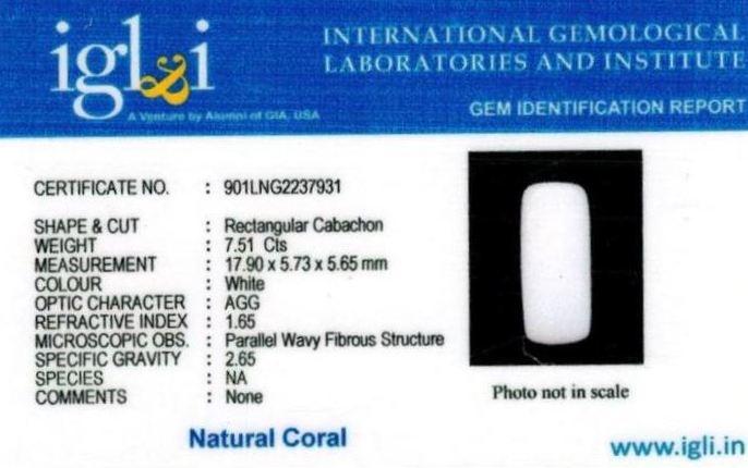 8.25-ratti-certified-whitecoral Certificate (ID-108)
