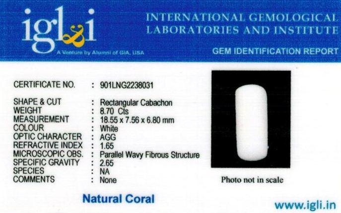 10-ratti-certified-whitecoral Certificate (ID-119)