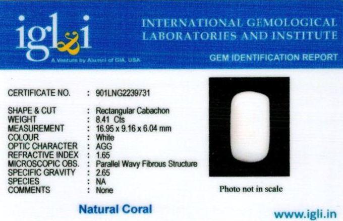 9.25-ratti-certified-whitecoral Certificate (ID-116)