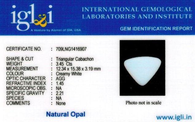 4-ratti-certified-whiteopal-stone Certificate (ID-134)