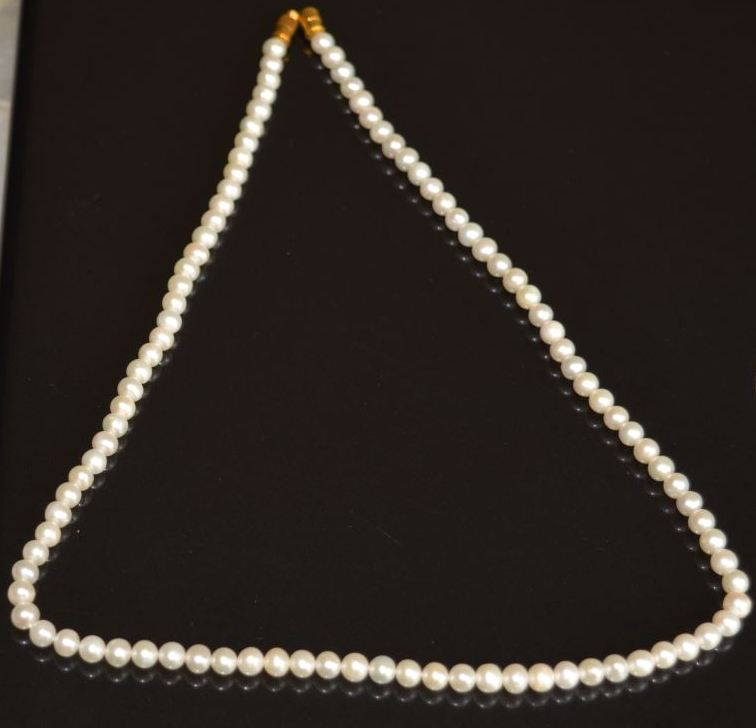 100.25 Ratti Natural White Pearl (Moti) Buy Online In