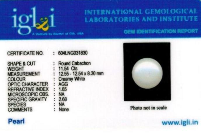 13-ratti-certified-white-pearl-stone Certificate (ID-122)