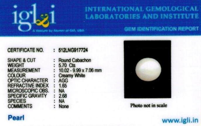 6.25-ratti-certified-white-pearl-stone Certificate (ID-131)