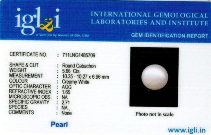 6.25-ratti-certified-white-pearl-stone Certificate (ID-159)