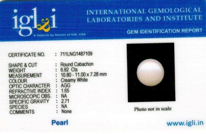 8-ratti-certified-white-pearl-stone Certificate (ID-163)