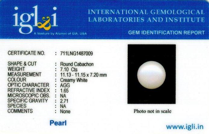 8-ratti-certified-white-pearl-stone Certificate (ID-165)