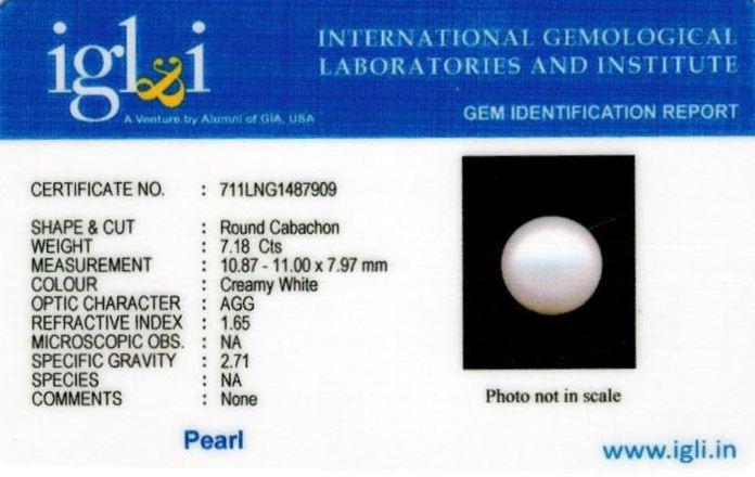 8-ratti-certified-white-pearl-stone Certificate (ID-167)