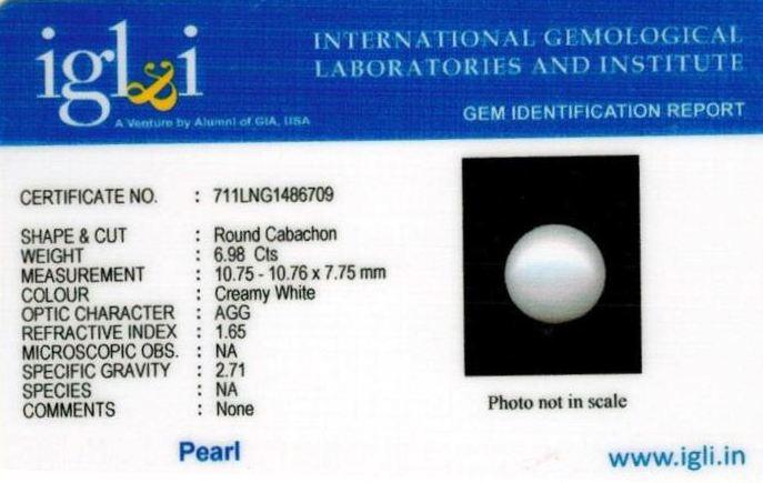 8-ratti-certified-white-pearl-stone Certificate (ID-164)
