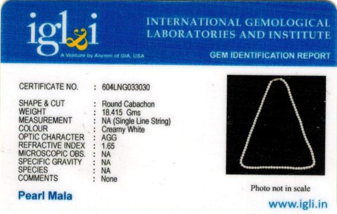 100-ratti-certified-white-pearl-gemstone Certificate (ID-115)