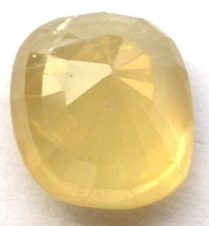 Buy 7 Carat Natural Yellow Sapphire (Pukhraj) IGLI Certified