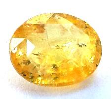 Buy 5 Carat Natural Yellow Sapphire (Pukhraj) IGLI Certified