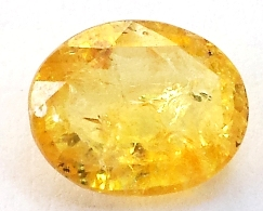 Buy 4.25 Ratti Natural Yellow Sapphire (Pukhraj) Online