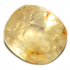 Buy 5.25 Ratti Natural Yellow Sapphire (Pukhraj) Online