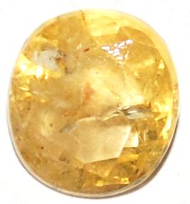 Buy 6 Ratti Natural Yellow Sapphire (Pukhraj) Online