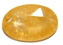 Buy 7 Ratti Natural Yellow Sapphire (Pukhraj) Online