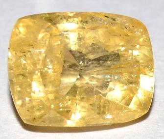 Buy 8 Ratti Natural Yellow Sapphire (Pukhraj) Online