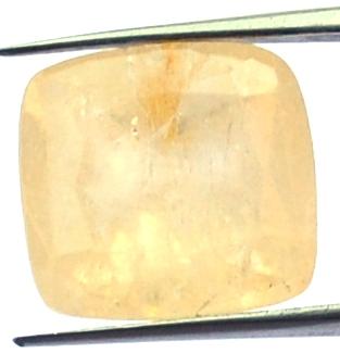 Buy 8.25 Ratti Natural Yellow Sapphire (Pukhraj) Online