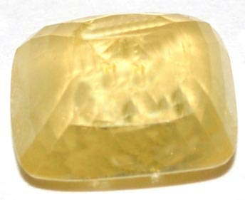 Buy 9 Ratti Natural Yellow Sapphire (Pukhraj) Online