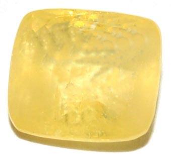 Buy 9 Carat Natural Yellow Sapphire (Pukhraj) IGLI Certified